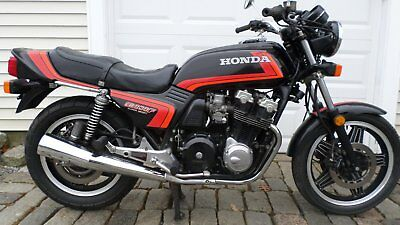 1982 Honda CB900F SUPER SPORT  1982 HONDA CB900F SUPER SPORT CB1100F CB750F SS STARTS UP, SOUNDS GREAT! LOOK!