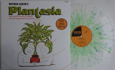 MORT GARSON Mother Earth's Plantasia / Re-Issue colored vinyl / Mint