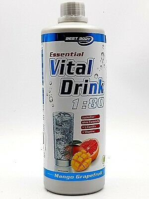 Best Body Nutrition Essential VitalDrink Mango Grapefruit, R1.491