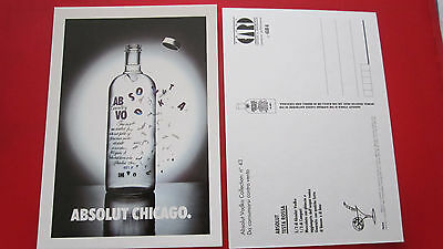 VODKA lotto 10 Cartoline differenti