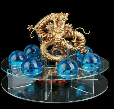 Dragonball Dragon Ball Figur Figure Set Shenlong Shenron Dragonballs Display