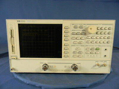 Agilent 8753E Network Analyzer 30 Day Warranty