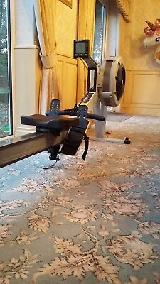 Concept 2 Indoor Rower Black Model D (PM3) Hardly Used