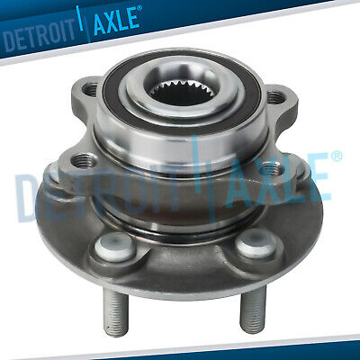 Front Wheel Bearing & Hub for 2013 2014 2015 2016 Ford Fusion Lincoln MKZ