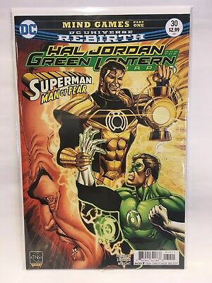 Hal Jordan and the Green Lantern Corps #30 NM- 1st Print DC Comics Rebirth