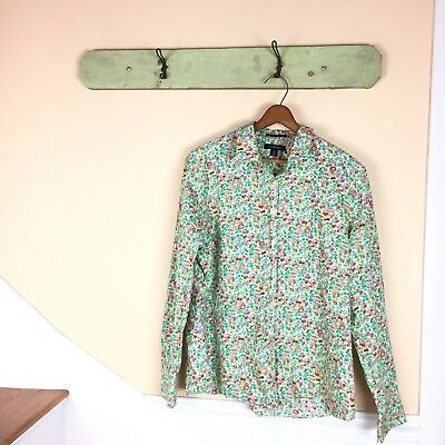 Women S 4 Lands End No Iron Button Down Blouses Size 16 50 00