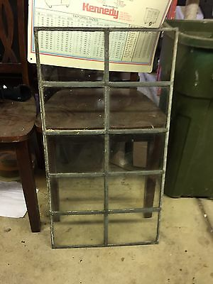 Arts And Crafts Mission Style Leaded Glass Windows (4)