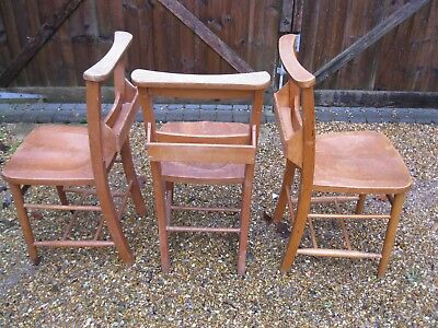 OLD CHAPEL / CHURCH CHAIRS. Delivery possible. DINING CHAIRS.