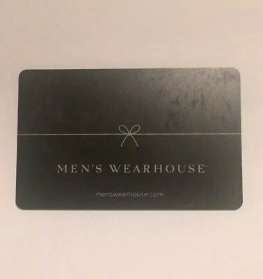 $200 Men's Wearhouse Gift Card - Mail Delivery