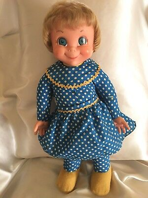 Vintage 1967 Mrs BEASLEY DOLL Mattel GREAT  CONDITION one owner