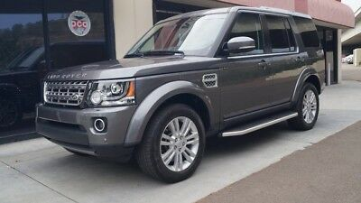 2015 Land Rover LR4 HSE Lux Sport Utility 4-Door 2015 LAND ROVER LR4 SUPER CLEAN PRICED TO SELL FAST!!