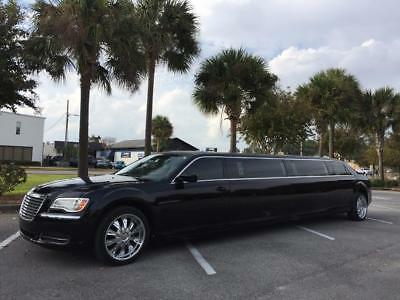 2013 Chrysler 300 Series limousine 2012 CHRYSLER 300 LIMOUSINE BY ECB with 62k miles !!!