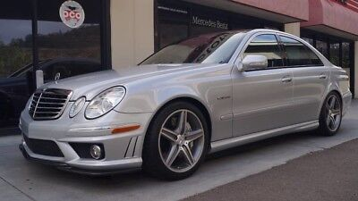 2008 Mercedes-Benz E-Class Base Sedan 4-Door 2008 MERCEDES E63