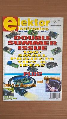 Elektor Electronics - July/August Double Summer 2005 (New old stock)