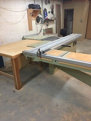 "FORMULA S1 Mini Max Sliding Table Saw 12"" Blade with Scoring Head blade"