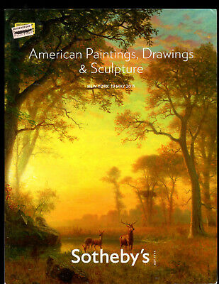 Sotheby's Ny 05/19/11 American Paintings, Drawings & Sculpture