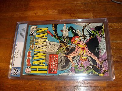 Brave And The Bold #42, Hawkman (1962), Pgx Graded 8.5 Vf+