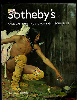 Sotheby's Ny 12/01/04 American Paintings, Drawings & Sculpture