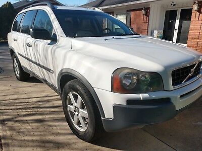 2006 Volvo XC90  The Great Volvo SUV XC90 AWD white used engine in very good Condition
