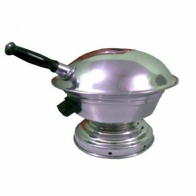 Tandoor Dal-Bati Oven Aluminium Gas Barbeque  Maker Bake Toast Tandoori Chicken