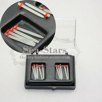 New BAND 10 PCS Dental Smooth Size 1.4MM Fiber Post Single Refilled Package Sale