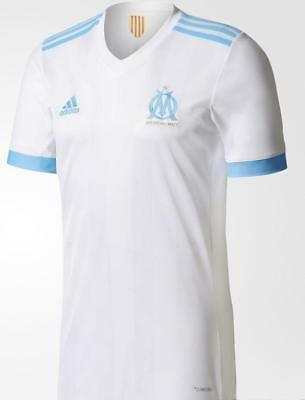 Olympique de Marseille soccer New Home jersey