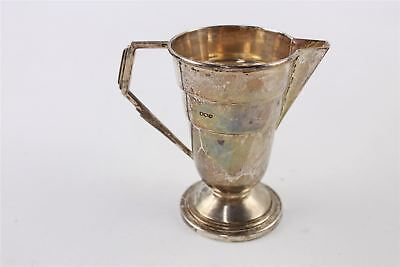 Lovely Silver HALLMARKED Pouring Jug