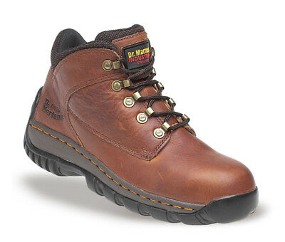 Dr Martens TRED Steel Teak Toe Cap Leather Safety Boot with Breathable Upper