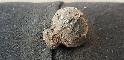 Nice little Roman furniture terminal lead alloy found in Yorkshire Britain L67d
