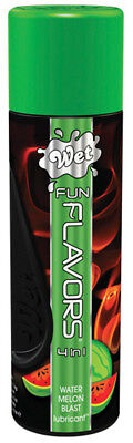 WET - Lubrifiant - Lubrifiant 4-en-1 Wet® Fun Flavors® Watermelon