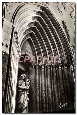 Vintage Postcard Virgin XVII of the Tower of the Bell-tower XIII XIV