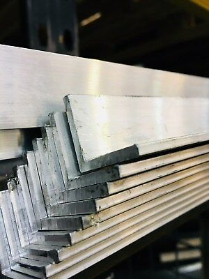 """Aluminium Lengths 1"""" x 1"""" x 1/8"""" Equal Angle - 5 metre length (COLLECTION ONLY)"""