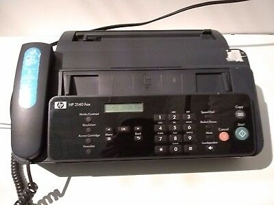 Hp 2140 Professional  Fax  And Copier ,in Built Telephone  Cm221A .