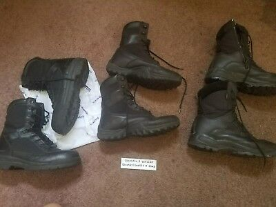 police military boots lot bates steeltoe 5.11 Timberland pro series size 11.5 12