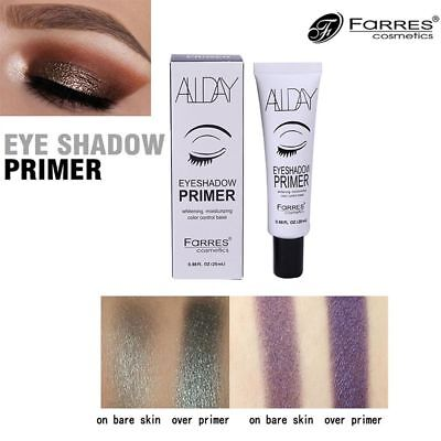 Eye Cosmetics Base Primer Cream Moisturizing Long Lasting Eyeshadow Primer