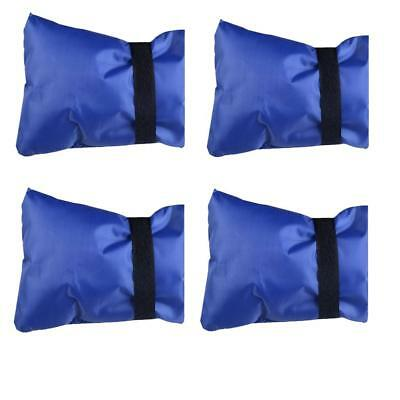 Baoblaze 4pcs Outdoor Faucet Cover Sock, 7.1 by 5.9 Inch (Blue)