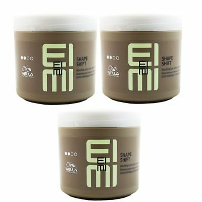 3 x 150 ml Wella Eimi Shape Shift Modellier Gum Set