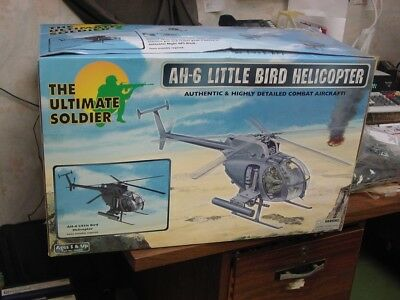 21st Century Toys Ah 6 Little Bird Helicopter Box Nib Ultimate Soldier