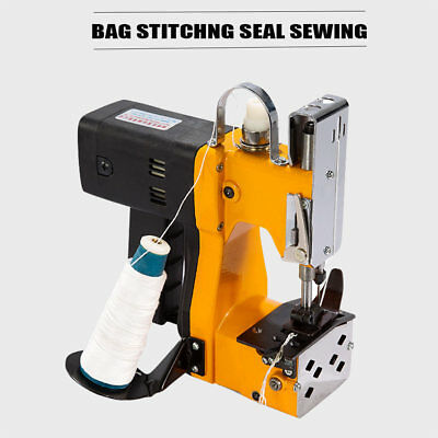 Industrial Heavy Duty Electric Bag Sewing Machine Bag Sealing Machines 220V