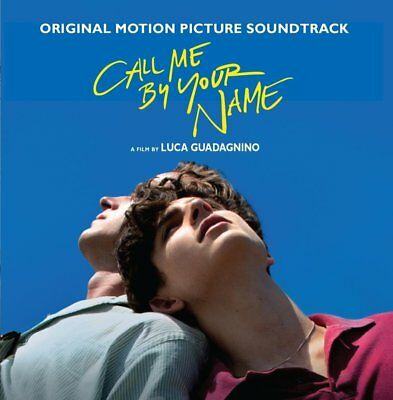 Various - Call Me By Your Name (Original Motion Picture Soun (CD)