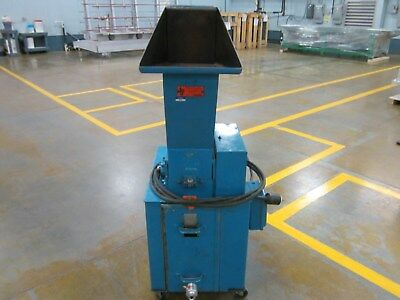 """Ball and Jewell 3 hp granulator 208/440 volt with 7.5"""" x 8"""" opening"""