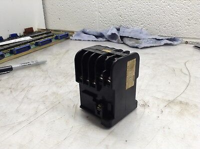 Fuji Electric Magnetic Contactor, SRC 3631-5-1N, 200/220V Coil, Used, Warranty