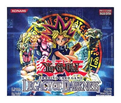 LOD Yu-Gi-Oh! Legacy of Darkness Unlimited Edition (99p Single Cards)
