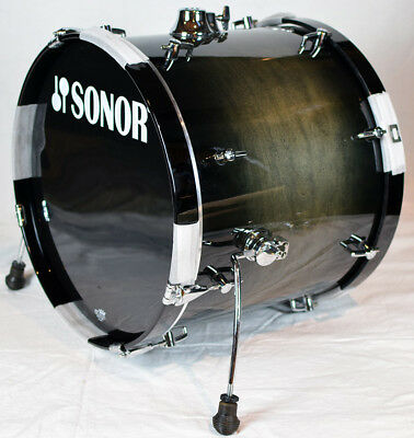 Sonor Select Force Bassdrum SEF 2017 BD WM Trans Black Burst