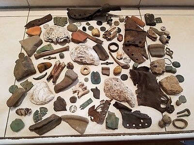 One off very rare Ancient site finds lot please read description below. Lot 13As