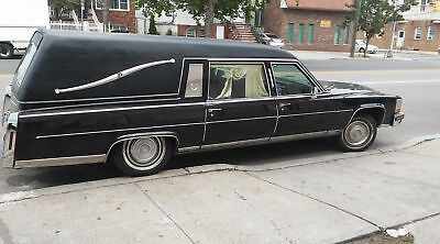1989 Cadillac Other  89 cadillac hearse excellent condition