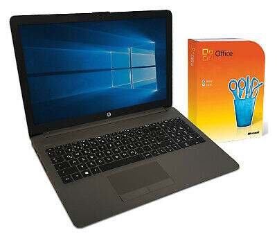 HP 14 Zoll Notebook ~ Dual Core~ 4 GB ~ 128GB SSD ~ Win10 ~ Laptop ~ Fast Charge