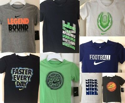 Nike Boys Shirts New