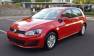 2016 Volkswagen Golf  VW Golf TSI S 2016. Low miles! Low Price! Like new.