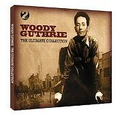 WOODY GUTHRIE - The Ultimate Collection - Very Best Of - Greatest Hits CD NEW